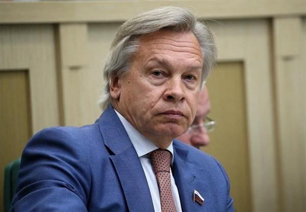 سناتور روس: آمریکا و اروپا هرگز تحریم ها علیه روسیه را لغو نمی نمایند