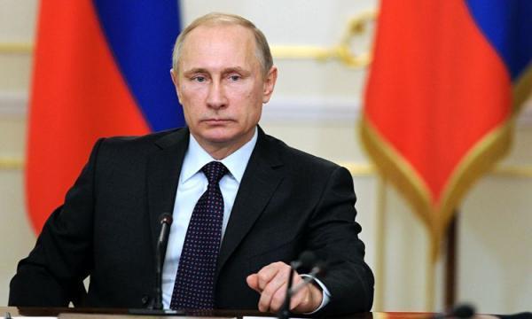 ولادیمیر پوتین، جذاب ترین مرد روسیه