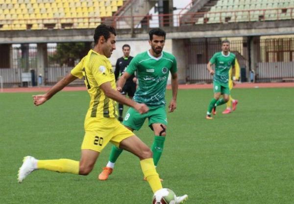 اعلام برنامه 5 هفته از لیگ دسته اول فوتبال