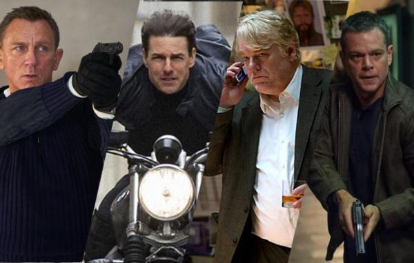 8 جاسوس جذاب که طرفداران سینما عاشقشان هستند