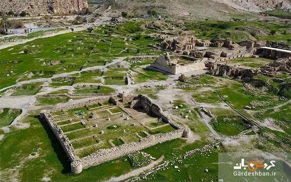 سفر به کازرون؛ بهشت گردشگران داخلی و خارجی، عکس