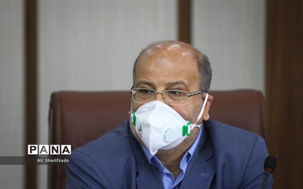 رکورد جدید بستری بیماران کرونایی در تهران؛ بستری خانوادگی افزایش یافت