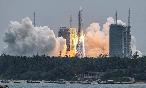 اتهام فضایی آمریکایی ها به چین!