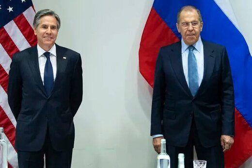 شوخی وزیرخارجه روسیه درباره ملاقات پوتین با بایدن