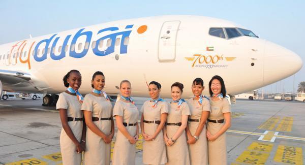 بخشنامه های هواپیمایی فلای دبی