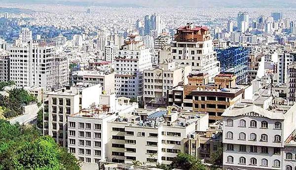 قیمت خانه های زیر 100 متر در شمال تهران