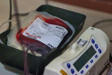 پایتخت خون احتیاج دارد ، ذخایر خونی شکننده است