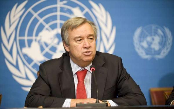 درخواست دبیر کل سازمان ملل از آمریکا برای لغو تحریم های ایران