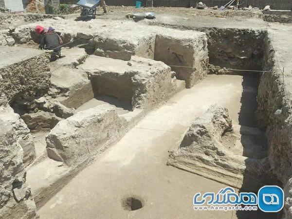 نخستین آتشکده دوره ساسانی و پسا ساسانی در مازندران کشف شد