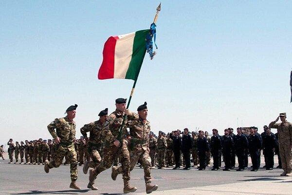 ایتالیا به حضور نظامی خود در افغانستان انتها داد