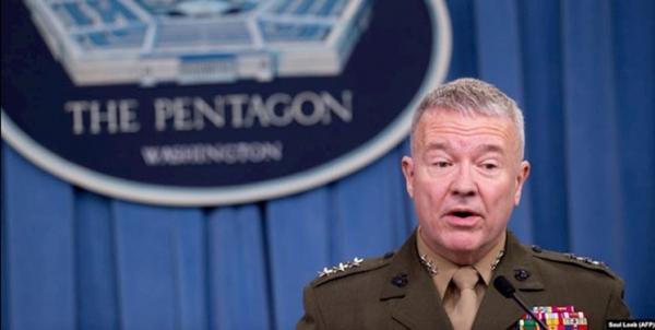 کنت مک کنزی جانشین ژنرال اسکات میلر در افغانستان شد