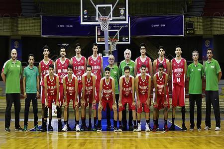 رقابت های جهانی بسکتبال ؛ نخستین شکست ایران ثبت شد