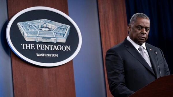 وزیر دفاع آمریکا: برقراری خط تلفن قرمز با چین لازم است
