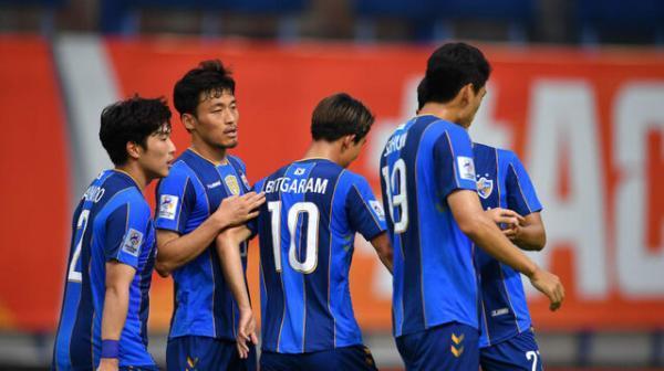 نتایج گروه های F و I لیگ قهرمانان آسیا، نمایندگان ژاپن و کره جنوبی در صدر