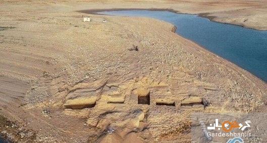 قلعه 3400 ساله در کردستان عراق، عکس
