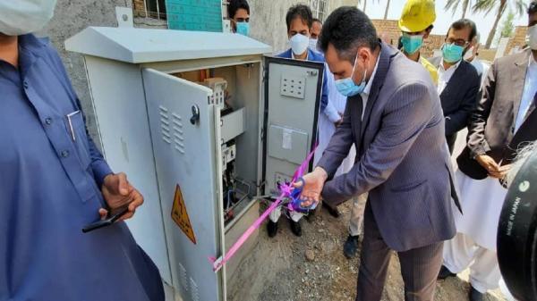 14 طرح و پروژه کشاورزی، برق رسانی و راه روستایی در ایرانشهر افتتاح شد