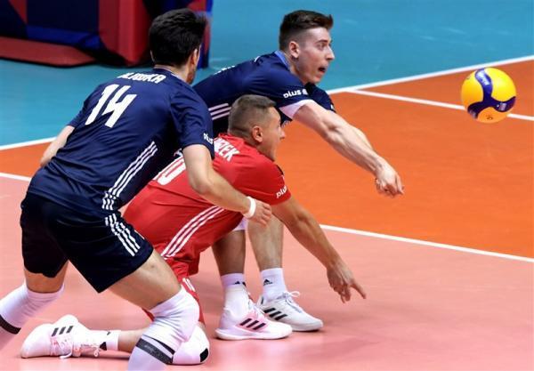 تور ارزان اروپا: والیبال قهرمانی اروپا، صدرنشینی لهستان، ایتالیا، ترکیه و آلمان در گروه های 4 گانه