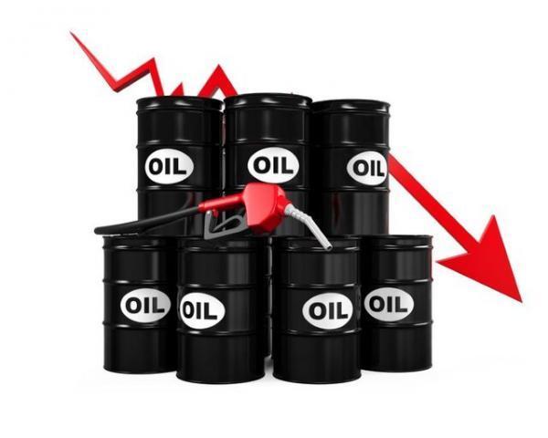 سقوط بیش از یک درصدی قیمت نفت