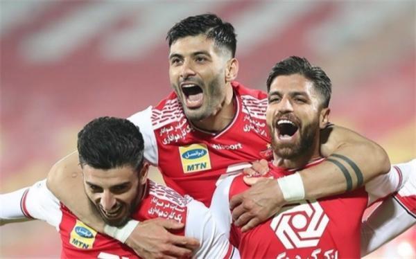 غیبت مهاجم پرسپولیس در لیگ قهرمانان آسیا قطعی شد