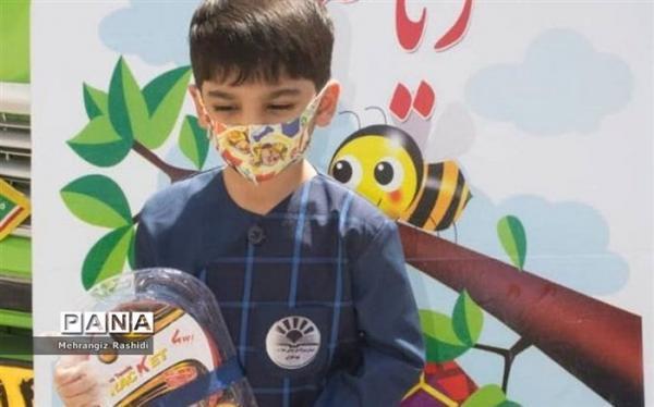 اول مهر؛ برگزاری جشن شکوفه ها و غنچه ها برای نوآموزان در سراسر کشور