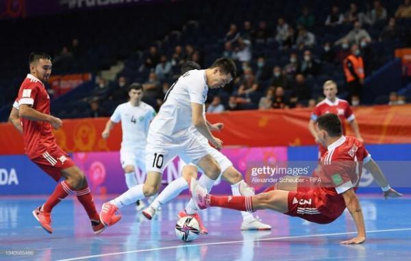 برنامه بازی های پایانی مرحله یک چهارم نهایی جام جهانی فوتسال
